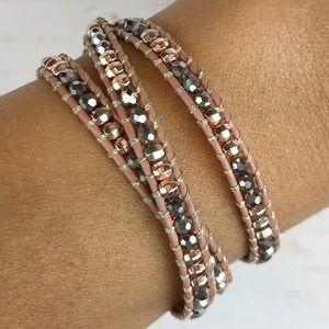 Stella & Dot | Wrap Bracelet